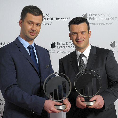 Konrad Grzeszczyk i Michał Ziomek, Sorter