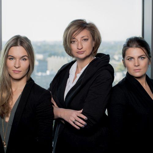Antonina Samecka, Klara Kowtun oraz Dorota Sajewicz, RISK MADE IN WARSAW