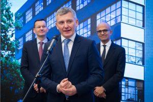 Jacek Kędzior, Partner Zarządzający EY Polska